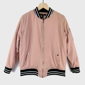 Forever 21 Jackets & Coats - Forever 21 Hello Padded Bomber Jacket Large